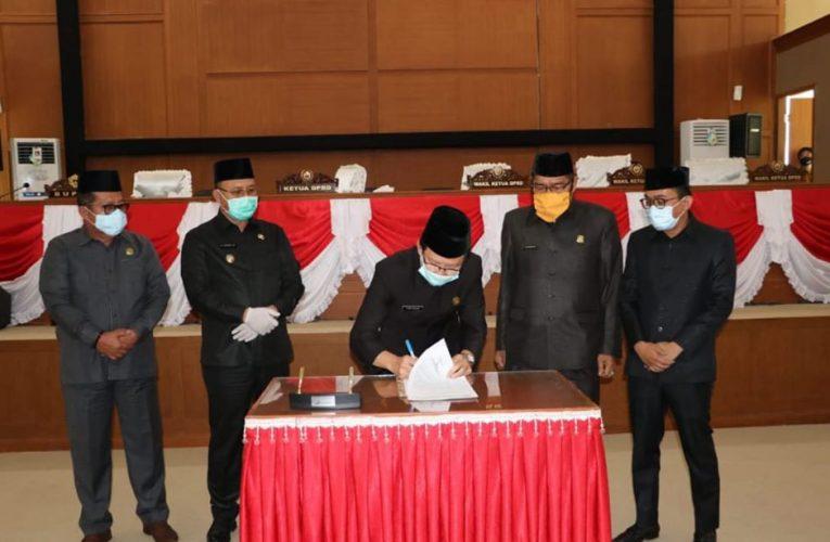 DPRD Muara Enim Usulkan  H. Juarsah Menjadi Bupati Muara Enim Yang Denitif