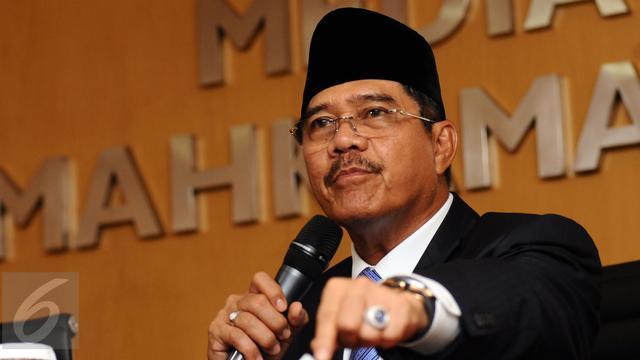 Surat Terbuka Prof, Dr, H. Hatta Ali, SH, Mhum Mantan Ketua Mahkamah Agung RI