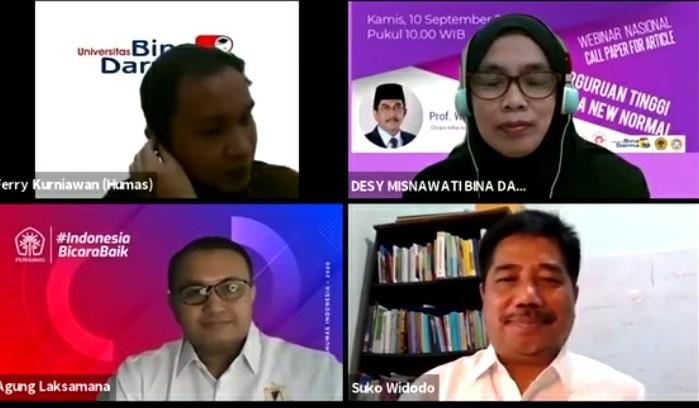 BPC Perhumas Palembang Usung Konten Media Menuju KNH20
