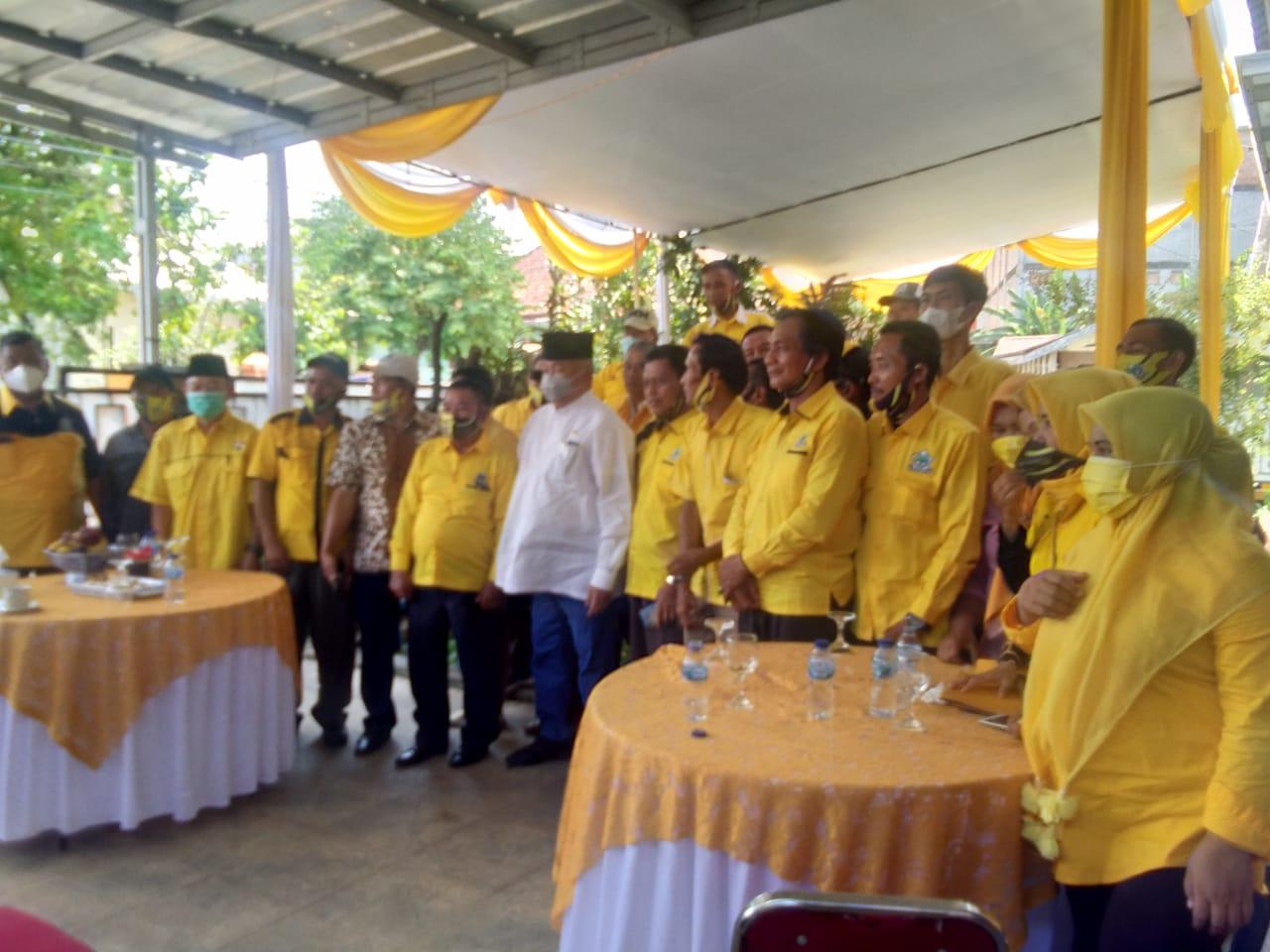 Penggunaan Sumur Bor dan Lampu Penerangan di Lahat Diresmikan Anggota DPR RI H. Alex Noerdin
