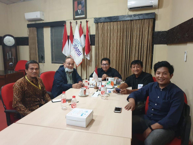 Diskusi Terbatas SMSI: Jokowi Presiden Terkuat Se-Asia
