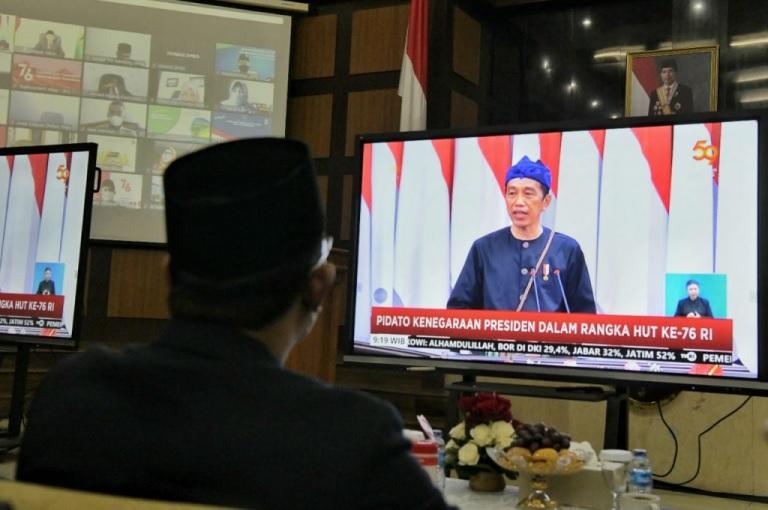 76 Tahun Indonesia, Gubernur Jabar Ridwan Kamil Hadiri Sidang Tahunan MPR-RI