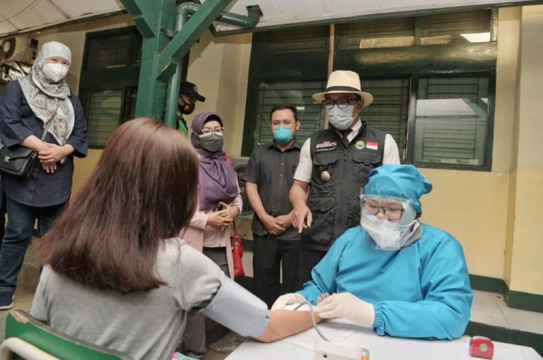 Ridwan Kamil Ajak Ikatan Alumni Sekolah Jadi Panitia Vaksinasi COVID-19