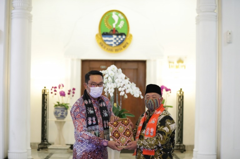 Ridwan Kamil Berharap Jabar-DKI Jakarta Makin Kompak