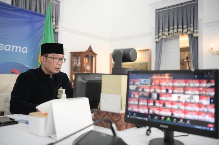 Ridwan Kamil Dukung Program 3D KPU dengan Desa Digital