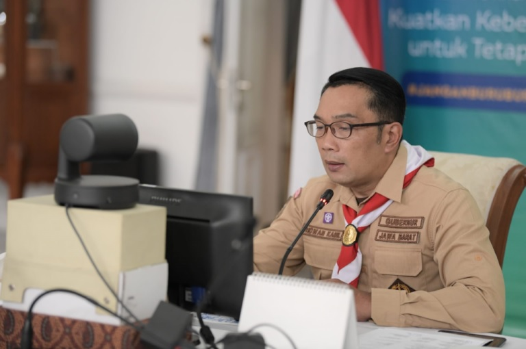 Ridwan Kamil: Pariwisata Bangkit 2022 jika Vaksin Selesai 2021