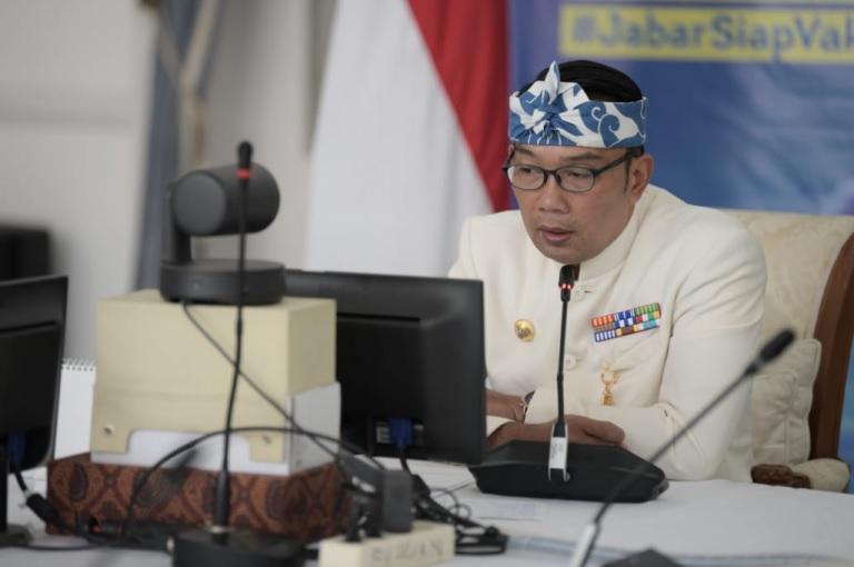 Ridwan Kamil Sambut Baik Gerakan Pangan Mandiri Tingkatkan ketahanan pangan keluarga