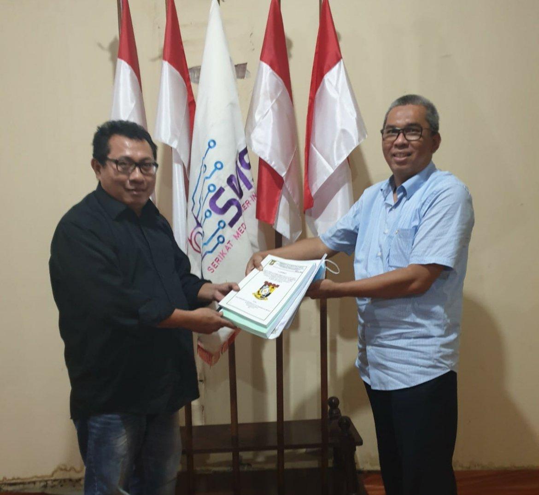 Kunjungi Petani Sawit KOPSA-M Riau Ketua Umum SMSI Mengingatkan Komitmen Presiden Kepada Moeldoko, Kapolri dan Erick Thohir.