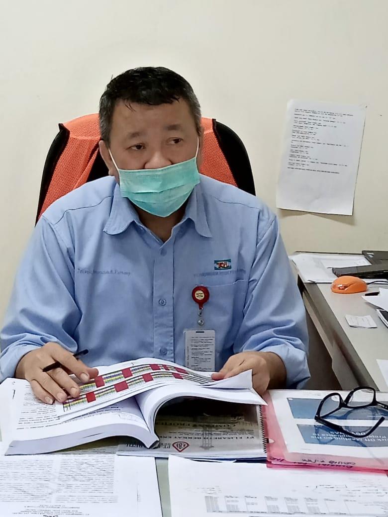 Setelah Test SWAB Masal 4 Orang Karyawan PT Tel positif Covid-19