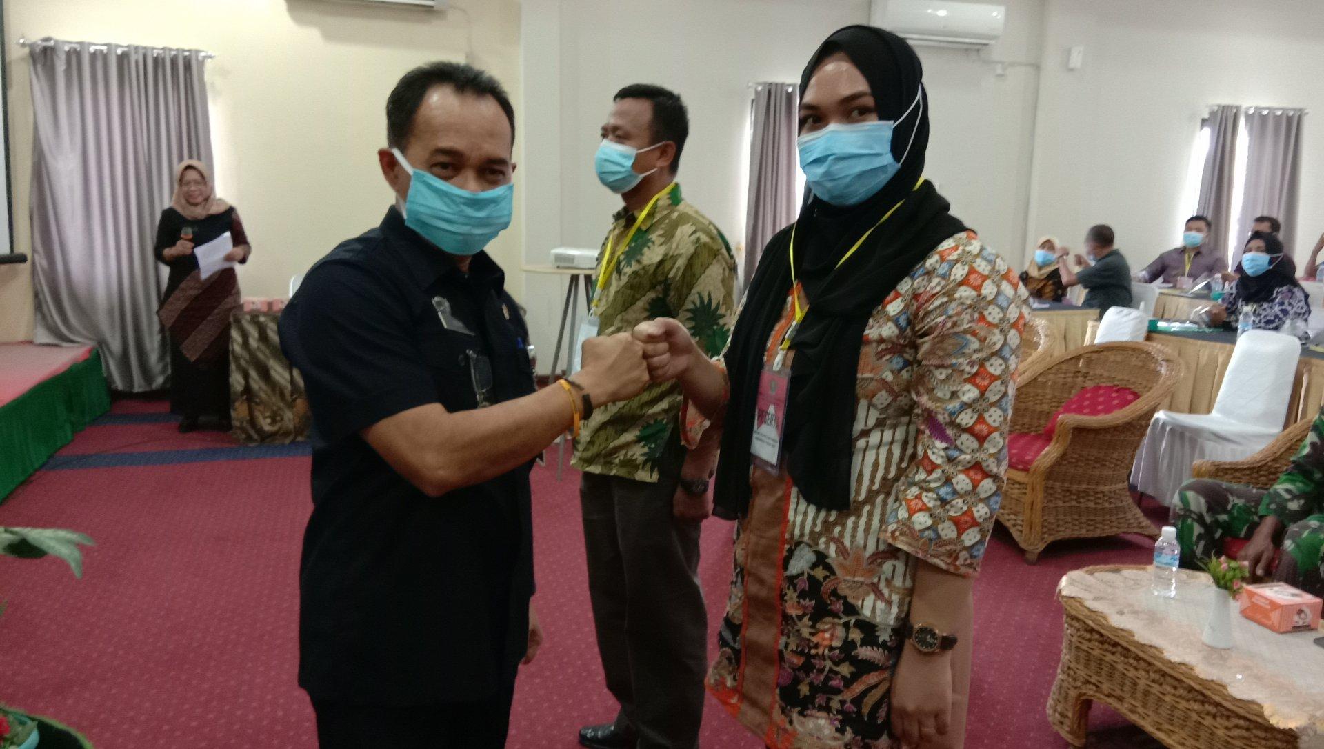 Kadispora Provinsi Sumsel Buka Diklat Pelatih dan Pembina PASKIBRAKA