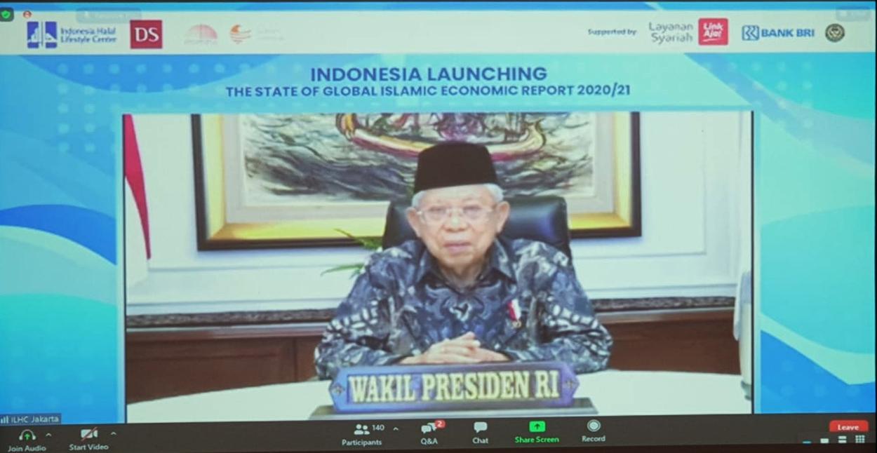 Indonesia Punya Peran Besar dalam Pertumbuhan Ekonomi Islami Dunia