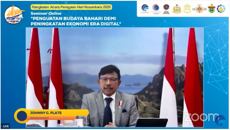 Ekonomi Maritim Harus Jadi Penggerak Ekonomi Nasional