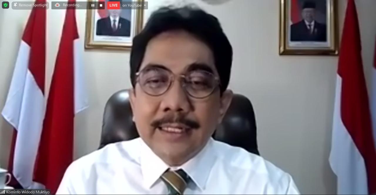 Kementerian Kominfo Fokus Benahi Kualitas Informasi dengan JARKOM