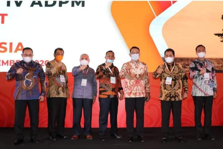 Di Munas ADPM IV Bupati Muara Enim Minta Keterlibatan Daerah dalam Mengakses Data Lifting Migas