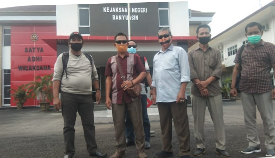Warga Paldas Nilai Kejari Banyuasin Lamban Tangani Kasus Dugaan Dana Desa Fiktif