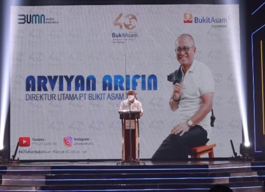 Gebrakan Arviyan Arifin di PTBA Sehingga Raih Penghargaan CEO Visioner BUMN Terbaik