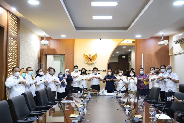 Gubernur Sumsel Ucapkan Terima Kasih Atas Kontribusi PTBA Pada Kesejahteraan Masyarakat