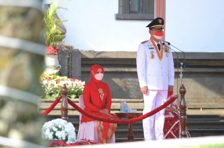 76 Tahun Indonesia Ridwan Kamil: Momentum Kuatkan Identitas Kebangsaan