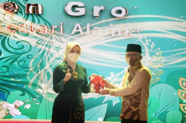 Karya Kreatif Indonesia Hadirkan Green Product UMKM Jabar