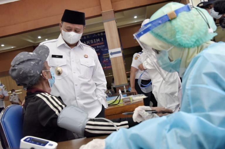 Pak Uu Imbau Masyarakat Jaga Data Diri dalam Sertifikat Vaksin