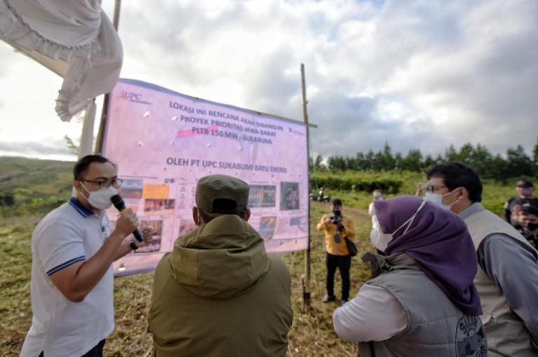 Pembangkit Listrik Tenaga Bayu, Dekat Ciletuh, Pak Uu Harap Tambah Potensi Ekonomi Daerah