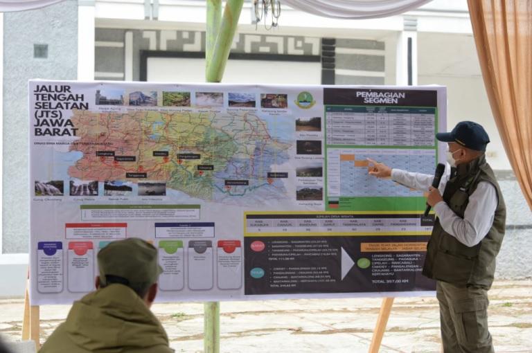 Pembangunan Jalur Tengah Selatan, Untuk tingkatkan ekonomi, kesejahteraan, dan gali potensi wisata