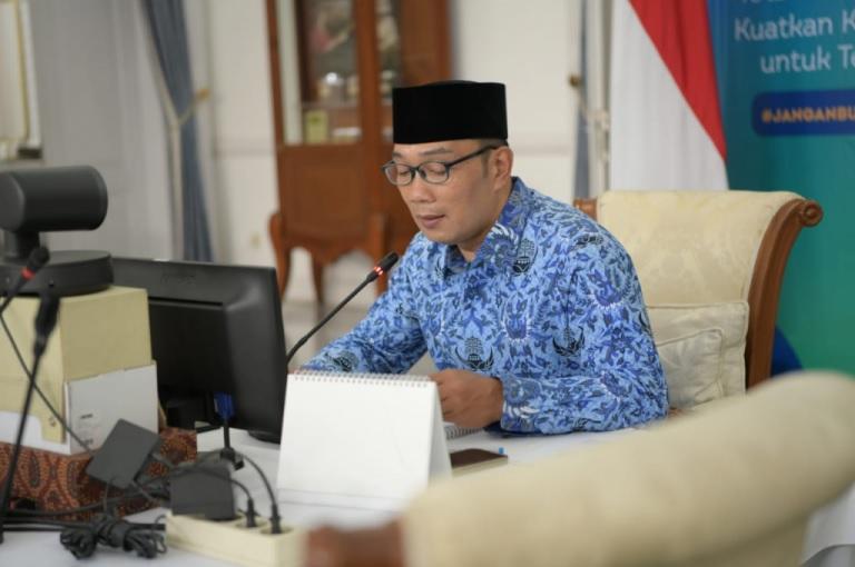 Ridwan Kamil: Korpri Harus Dinamis Inovatif Kolaboratif