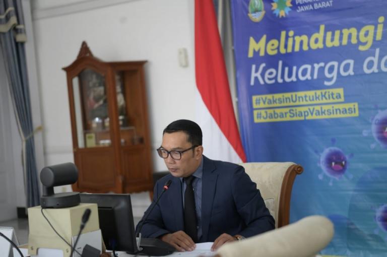 Ridwan Kamil Lobi 70 Perusahaan Cari Dana