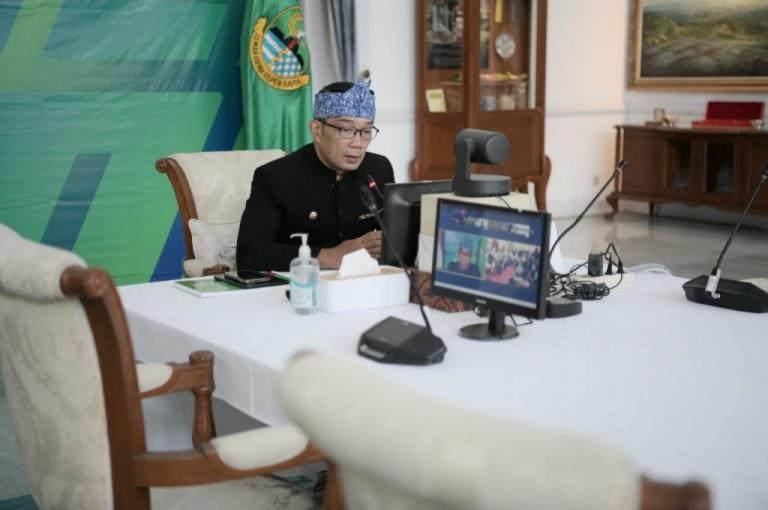 Ridwan Kamil Luncurkan Pupuk Kohe KPBS Pangalengan