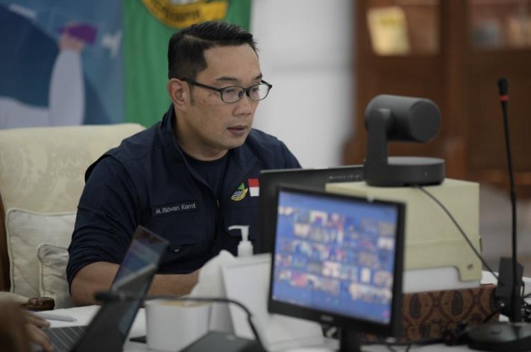 Ridwan Kamil Minta Pemerintah Pusat Pasok 15 Juta Dosis Vaksin Setiap Bulan ke Jabar