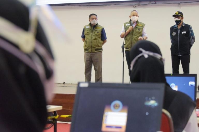 Seleksi Kompetensi Dasar CPNS Pemda Provinsi Jabar Resmi Dimulai