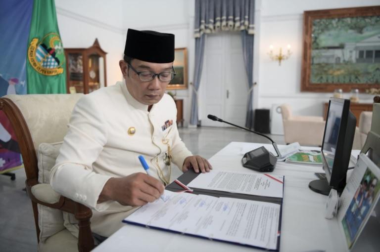 Solusi Baru Citarum Harum, Pemda Prov Jabar Gandeng Monash University